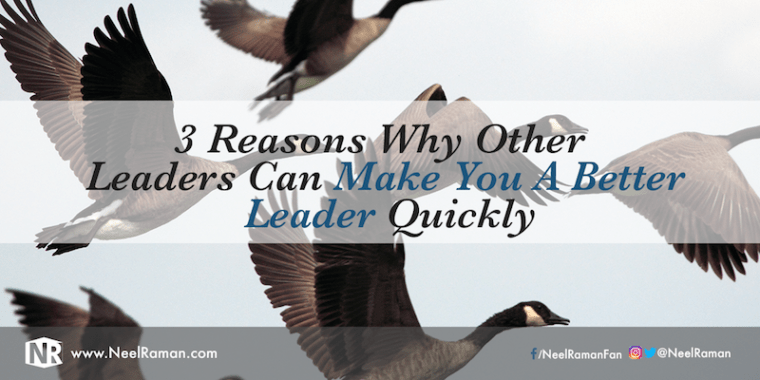 How to become a better leader quickly