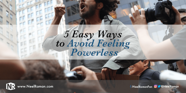 Ways to be strong, confident and powerful