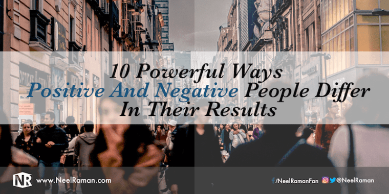 Why having a positive attitude leads to better results