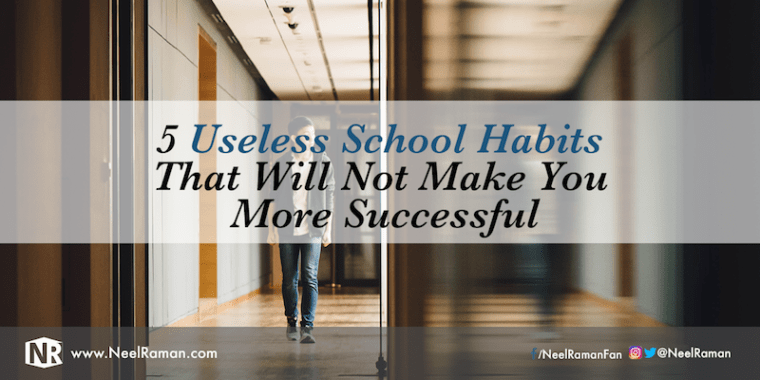 Why school does not always prepare us to be successful in life