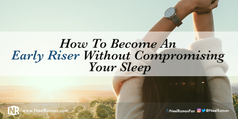 Ways to get better quality sleep