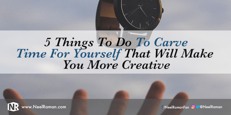 How to train yourself to be more creative