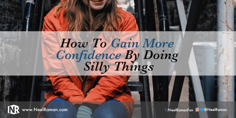 The importance of confidence and fun