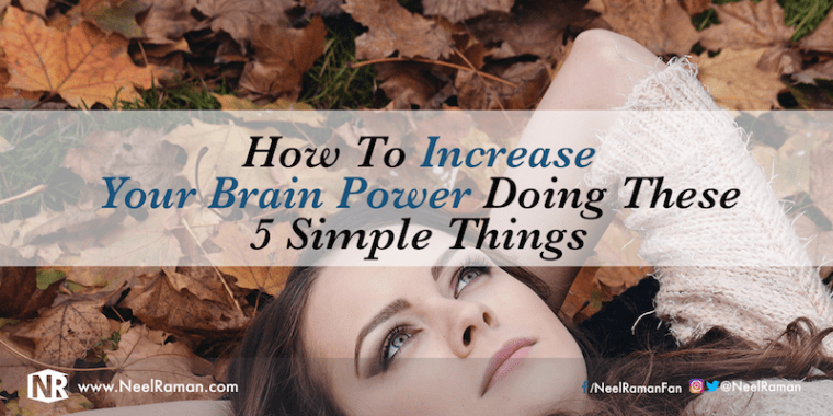How to improve brain health