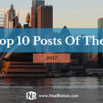 My Top 10 Posts Of The Year