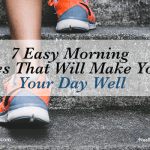 7 Easy Morning Exercises That Will Make You Start Your Day Well