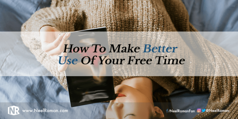 What to do in your free time