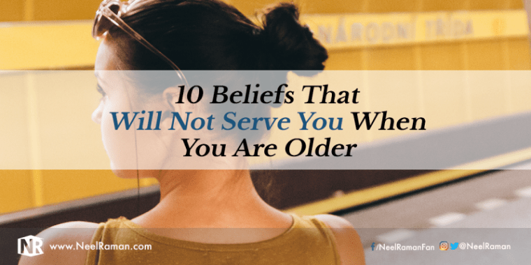 Limiting beliefs holding you back