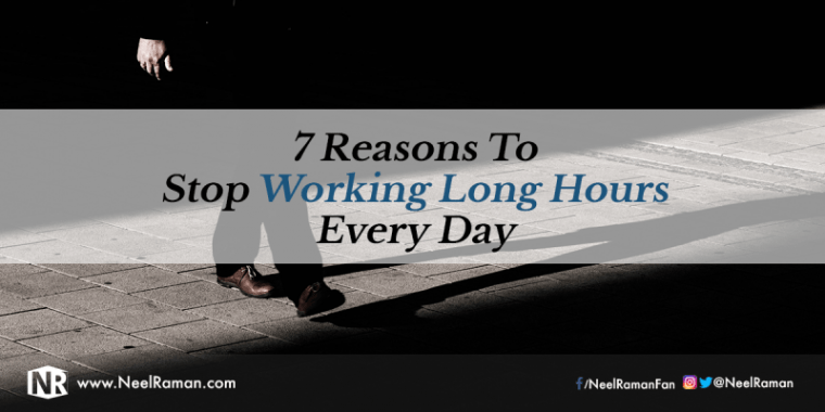 The costs of working long hours