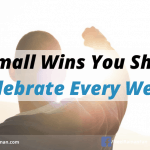 10 Small Wins You Should Celebrate Every Week