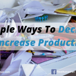 7 Simple Ways To Declutter To Increase Productivity