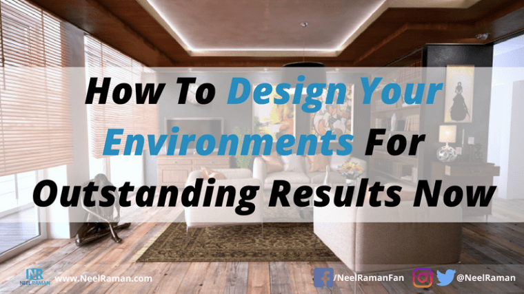how to set up our environments