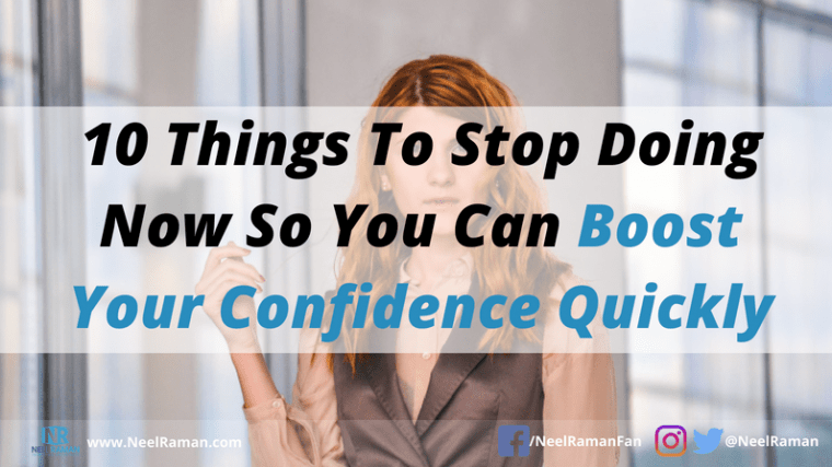 ways to build self-confidence