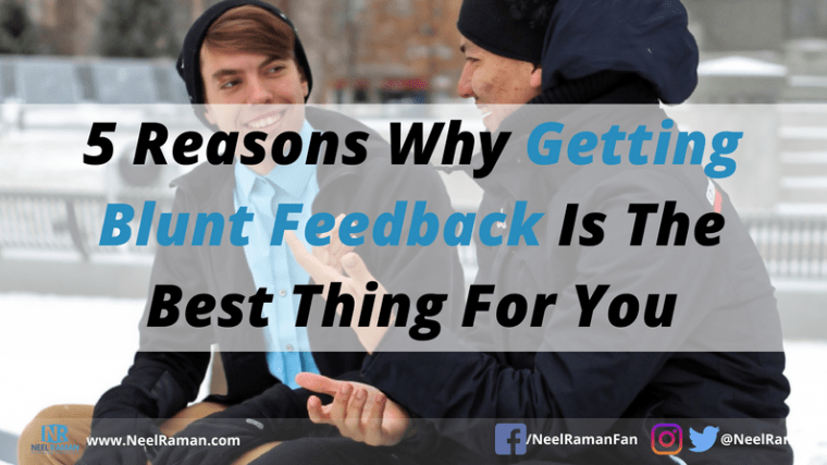 how to get feedback