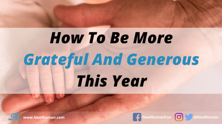 ways to be more grateful
