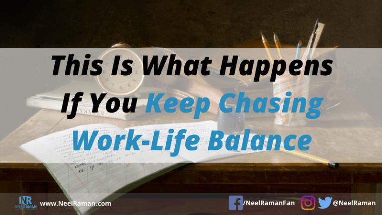 how to live a balance life