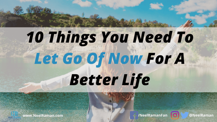 Ways to have a better life