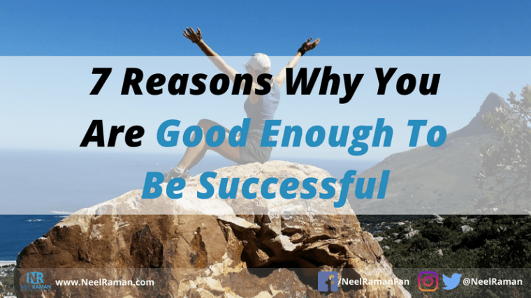 Ways to be more successful