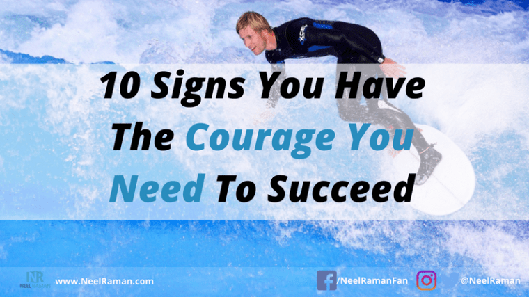 Ways to develop more courage