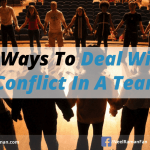 5 Ways To Deal With Conflict In A Team
