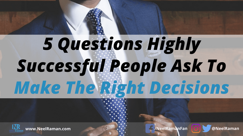 how to become better at making decisions