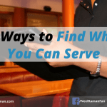 3 Ways to Find Who You Can Serve