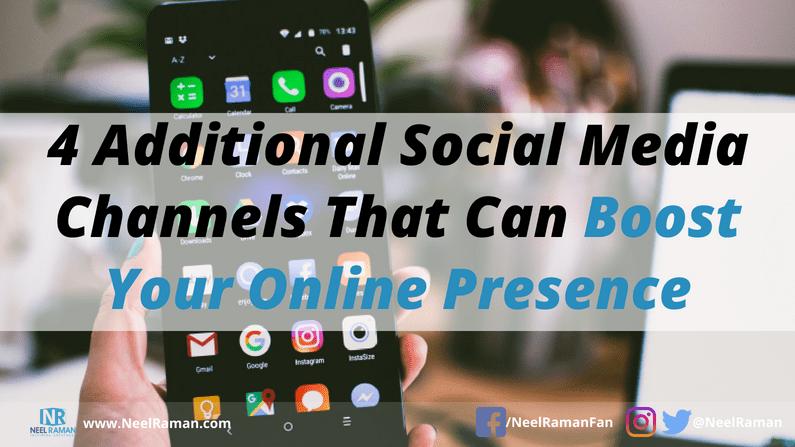 best social media channels
