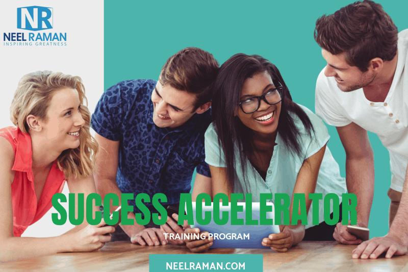 success-accelerator-training-neel-raman