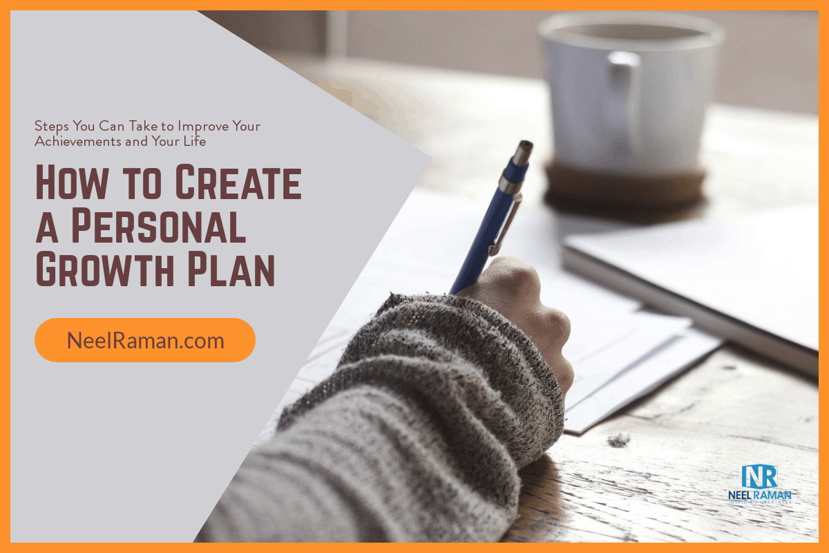 how to create a personal growth plan