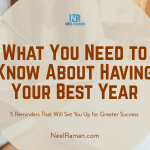 What You Need to Know About Having Your Best Year